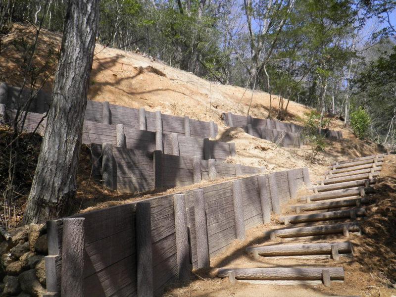 東海丘陵湧水湿地群施設整備工事